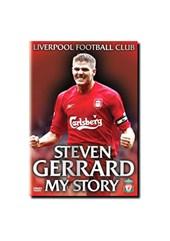 STEVEN GERRARD - MY STORY DVD