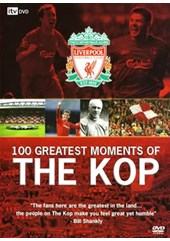 Liverpool - 100 Greatest Moments of the Kop DVD