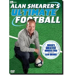 Alan Shearer's Ultimate Football (DVD) - click to enlarge