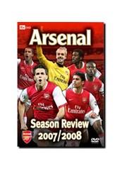 Arsenal 2007/08 Season Review (DVD)