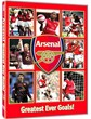Arsenal - Greatest Ever Goals (DVD)