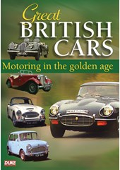 Great British Cars - Motoring in the Golden Age DVD