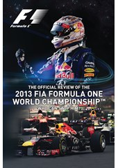F1 2013 Review DVD