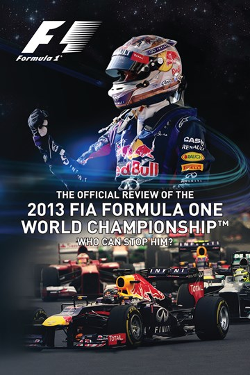 F1 2013 Review DVD - click to enlarge
