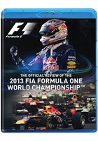 F1 2013 Official Review Blu-ray