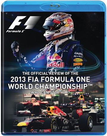 F1 2013  Blu-ray - click to enlarge