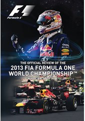 F1 2013 Review NTSC DVD