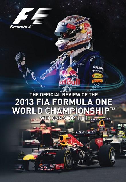 F1 2013 Review NTSC DVD