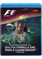 F1 2014 Review (2 Disc)  Blu-ray