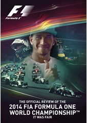 2014 FIA Formula One World Championship DVD