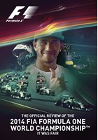 F1 2014 Official Review NTSC (2 Disc) DVD