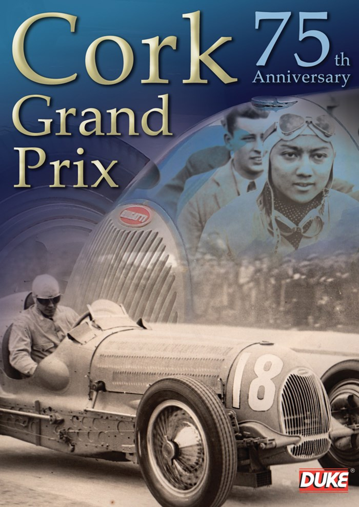 Cork Grand Prix 75th Anniversary DVD