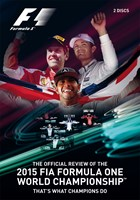F1 2015 Official Review NTSC ( 2 Disc) DVD