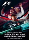 F1 2015 Official Review NTSC DVD