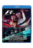 F1 2015 Official Review Blu-ray