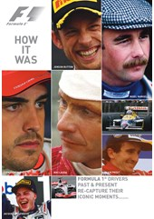 F1 How It Was NTSC DVD