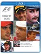 F1 How it Was Blu-ray