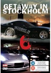 Getaway in Stockholm 6 DVD