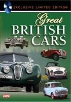 Great British Cars DVD