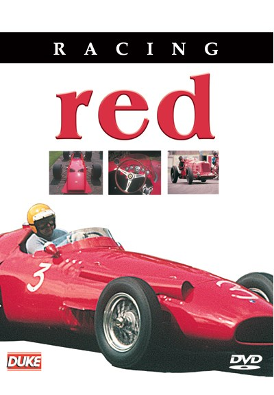 Racing Red DVD