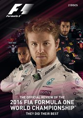 F1 2016 Official Review DVD