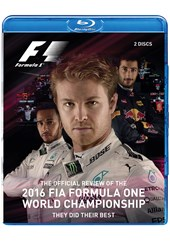 F1 2016 Official Review Blu-ray