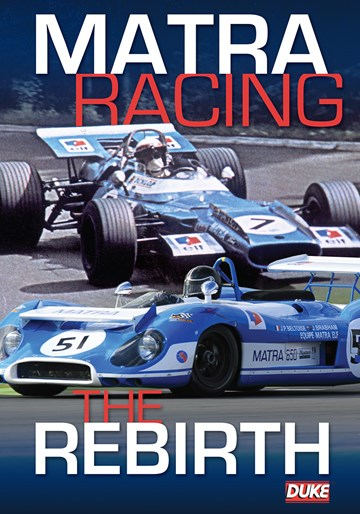 Matra Racing - The Rebirth DVD - click to enlarge