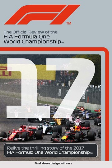F1 2017 Official Review DVD - click to enlarge