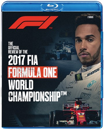 F1 2017 Official Review Blu-ray - click to enlarge