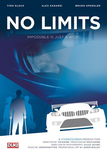 No Limits DVD - click to enlarge