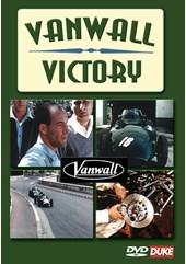 Vanwall Victory DVD