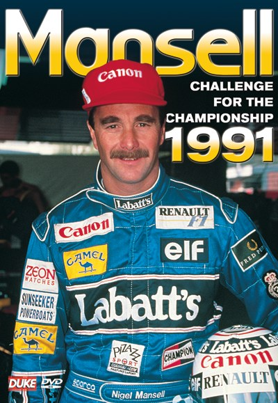 Mansell - Challenge For the Championship 1991 DVD