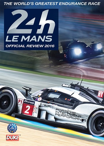 Le Mans 2016 DVD - click to enlarge