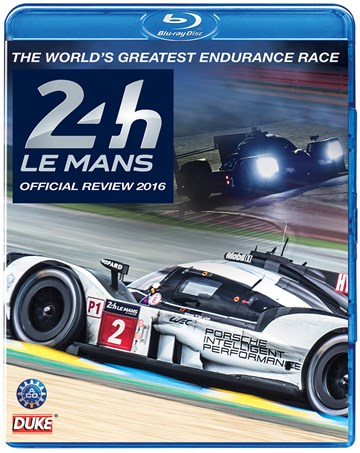 Le Mans 2016 Blu-ray - click to enlarge