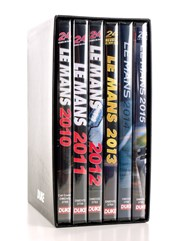 Le Mans 2010-15 (6 DVD) Box Set