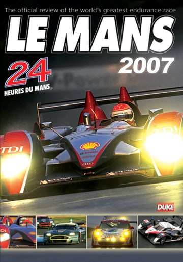 Le Mans 2007 DVD - click to enlarge