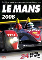 Le Mans 2008 DVD