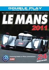 Le Mans 2011 Blu-ray incl Standard Pal DVD