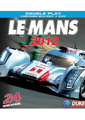 Le Mans 2012 Blu-ray incl PAL DVD