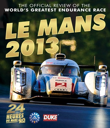 Le Mans 2013 Blu-ray - click to enlarge