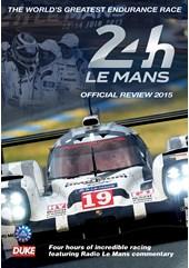 Le Mans 2015 DVD