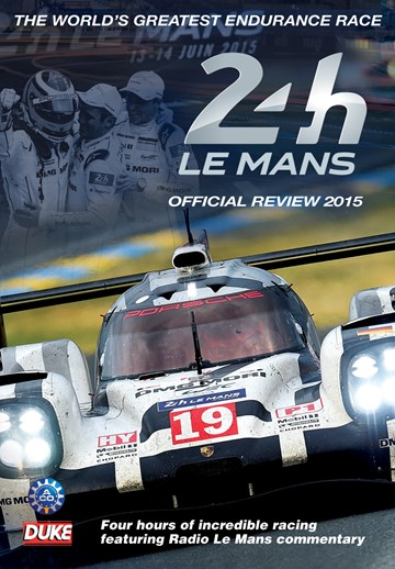 Le Mans 2015 DVD - click to enlarge