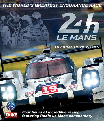 Le Mans 2015 Blu-ray - click to enlarge