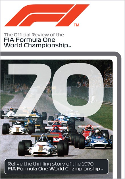 F1 1970 Official Review DVD