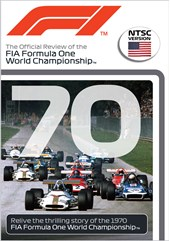 F1 1970 Official Review NTSC  DVD