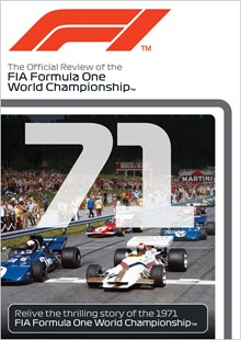 F1 1971 Official Review DVD