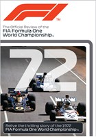 F1 1972 Official Review DVD