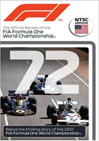 F1 1972 Official Review NTSC DVD