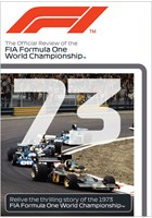 F1 1973 Official Review DVD