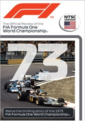 F1 1973 Official Review NTSC DVD